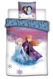 Frozen 2 Disney Dekbedovertrek
