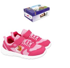 Paw Patrol sneakers Roze met lichtjes - maat 24 t/m 31