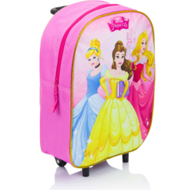 Disney PRINCESS Trolley Koffer Kinderkoffer Vakantie Logeren Lief 39 x 30 x 13 cm