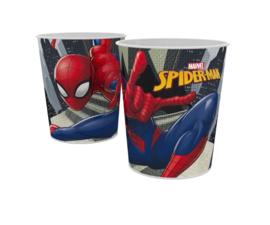 Spiderman prullenbak Spider-man