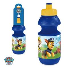 Paw Patrol plastic fles