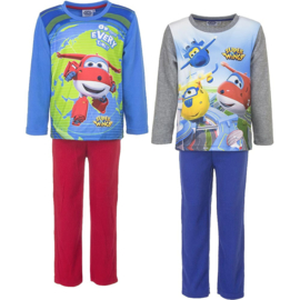 Super Wings fleece pyjama