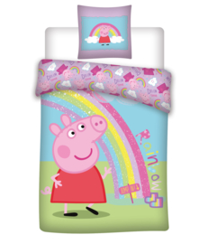 Peppa Pig Dekbedovertrek