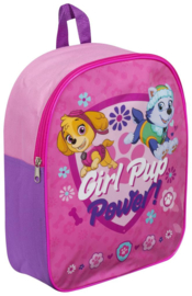 Paw Patrol Junior Rugzak Skye en Everest  Voor meisjes - Nickelodeon -36 x 26 x 10 cm