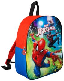 Spiderman Rugzak -Schooltas - Disney - 32 x 25 x 9.5cm