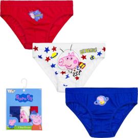 Peppa Pig 3 pack slips