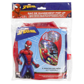 Spiderman pop-up basket