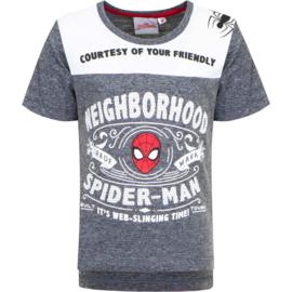 Spiderman Shirt ( 98 t/m 128)