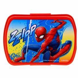 Lunchbakje Spiderman - Lunchbox jongens - Disney Spiderman - Basisschool bakje - Broodtrommel