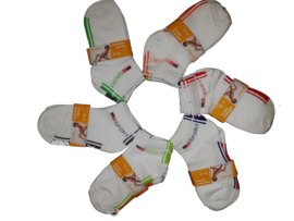 6-pak kindersokken multicolor  - Sneaker kindersokken