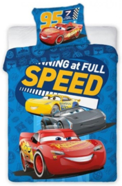 Disney Dekbedovertrek Cars 3 Speed Baby Ledikant Baby - 100x135cm
