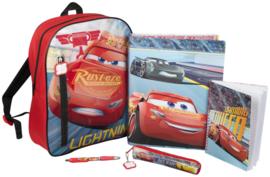 Cars gevulde rugzak - Disney - Basisschool tas