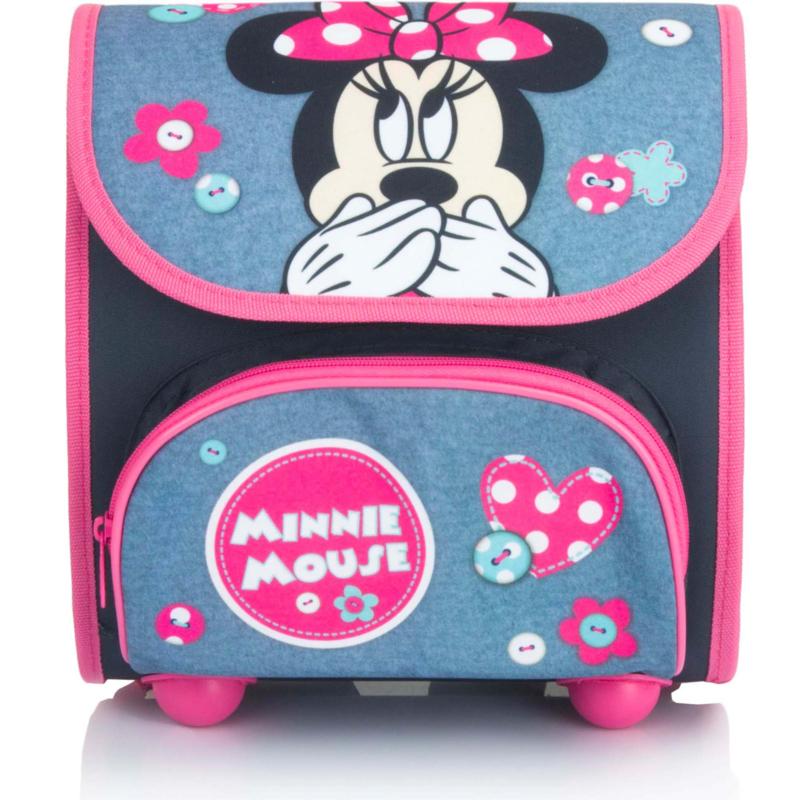 Disney Minnie Mouse rugzak 23 x 21 x 11 cm