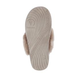 Panter Pantoffels gemaakt van Schapenvacht