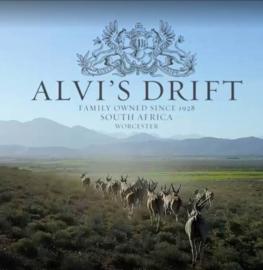 Alvi's Drift Special Cuvee Red Blend 221