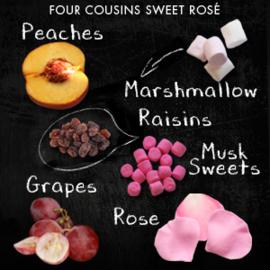 Four Cousins Natural Sweet Rosé