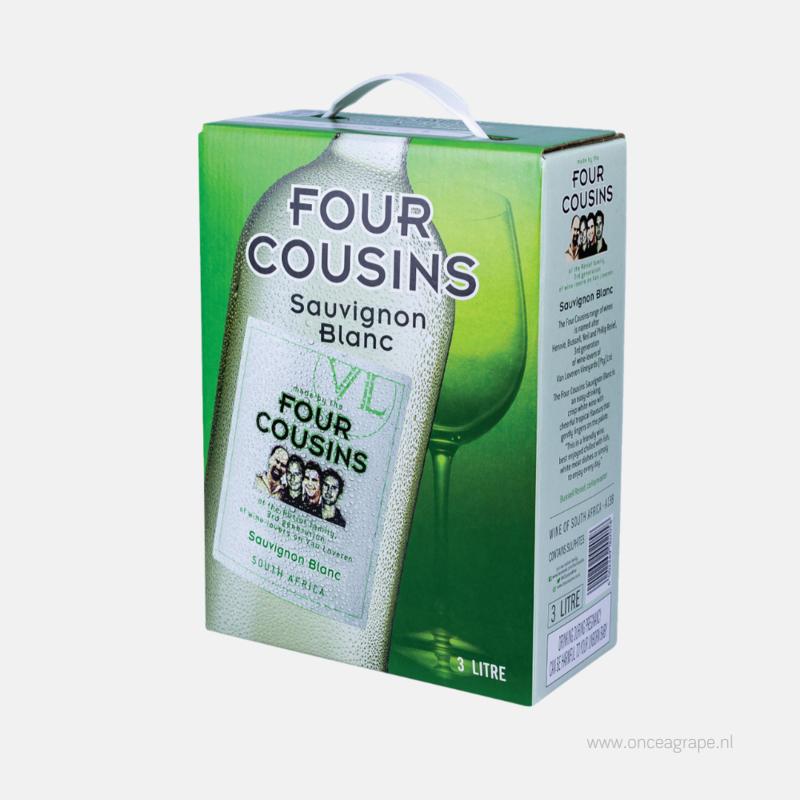 Four Cousins Sauvignon Blanc (3l)
