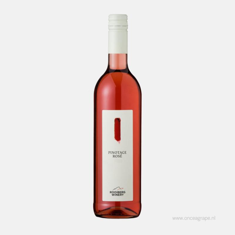 Rooiberg Pinotage Rosé