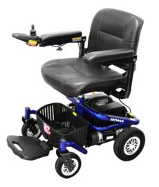 Reno II Roma compacte elektrische rolstoel.