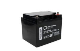 Q-Batteries 12V 50Ah loodaccu