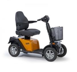 Solo 4 scootmobiel 18km/h (ook met tussenkomst ziekenfonds)