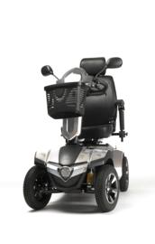 De Mercurius 4 LMTD luxe scootmobiel 16km/h met garantie