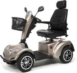 CARPO 2 sport 18km/h scootmobiel slechts 1085 km