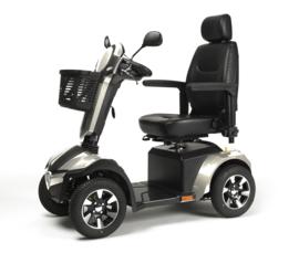 De Mercurius 4 LMTD luxe scootmobiel (ook met tussenkomst ziekenfonds)