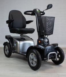 Mezzo 4 Occasie Scootmobiel slechts 760km op de teller + garantie!