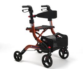 Four light rollator (ook met tussenkomst ziekenfonds)