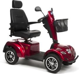 CARPO 2 sport 18km/h scootmobiel zo goed als nieuw met garantie