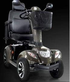 CARPO 4 LIMITED EDITION 17KM/H luxe 4-wiel scootmobiel met garantie