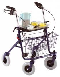 Quatro rollator (ook met tussenkomst ziekenfonds)