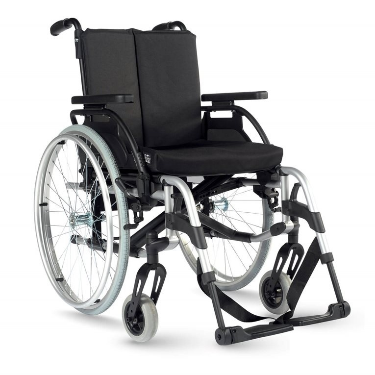 Breezy Rubix2 semi actieve rolstoel