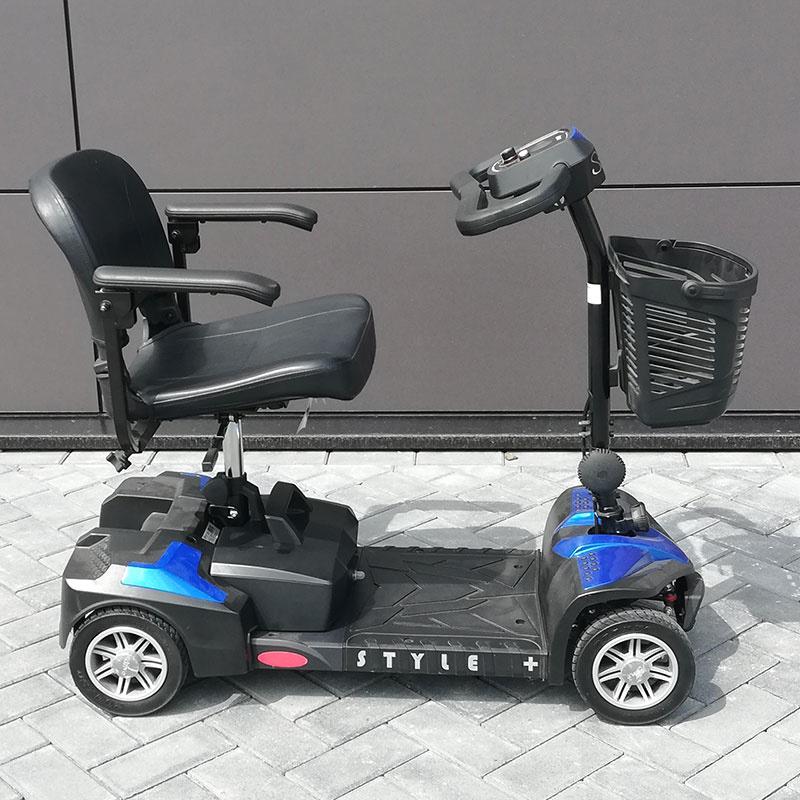 Drive style + demonteerbare scootmobiel