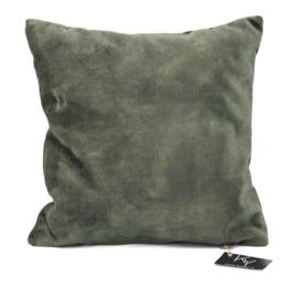 Kussen velvet Green - tk4816