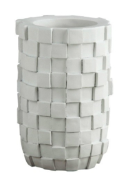 PAGGIO 1-1 MAT WHITE 50X32CM