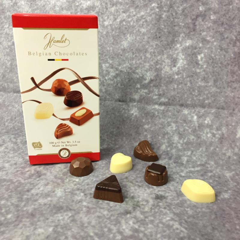 Lekkere chocola
