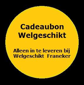 Cadeaubon Welgeschikt