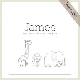 Kist - James