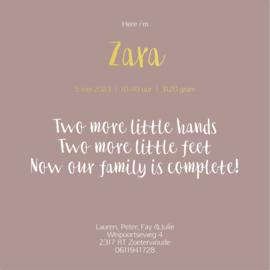 Kaart | Zara