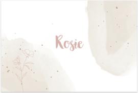 Kaart | Rosie