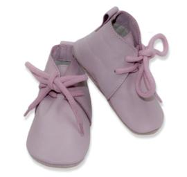 Babyslofjes hoog roze