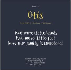 Kaart | Otis