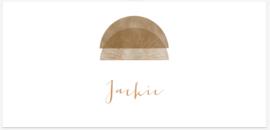 Kaart | Jackie