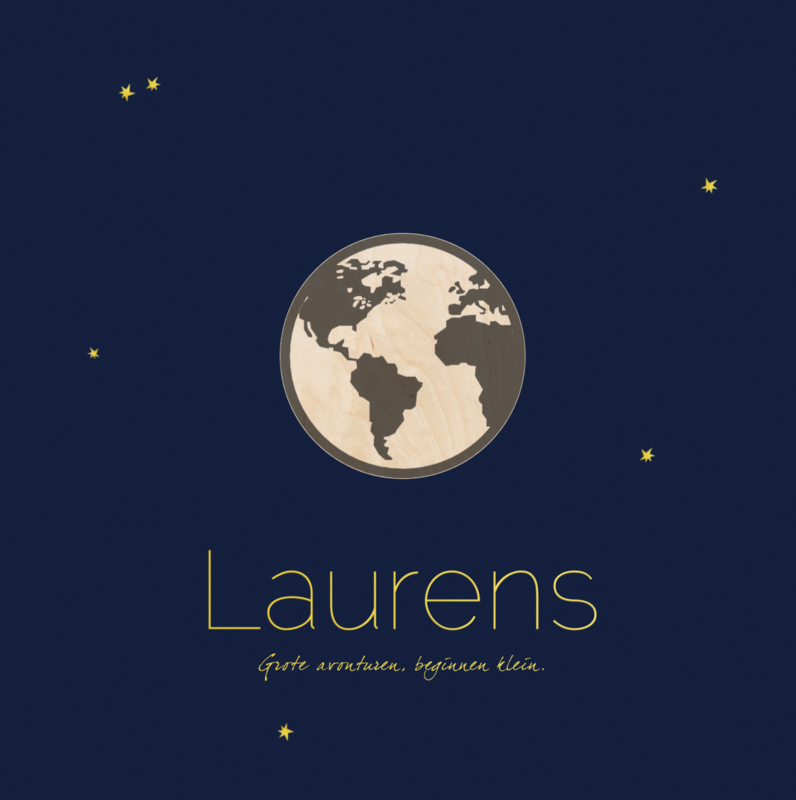 Kaart | Laurens
