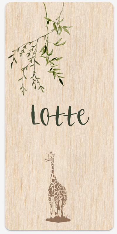 Kaart | Lotte