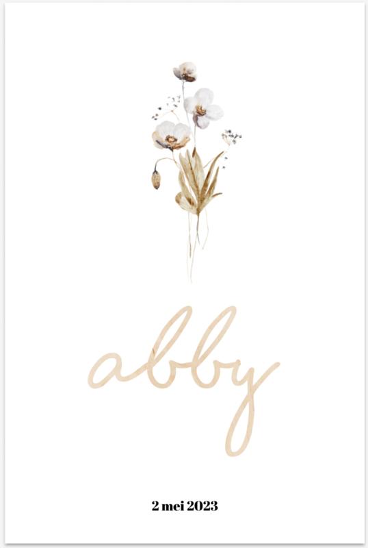 Kaart | Abby