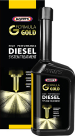 FORMULA GOLD DIESEL SYSTEM TREATMENT