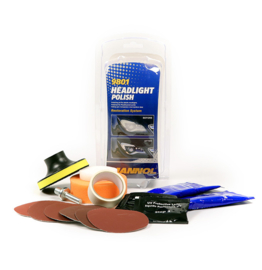 9801 Headlight Polish Restoration set